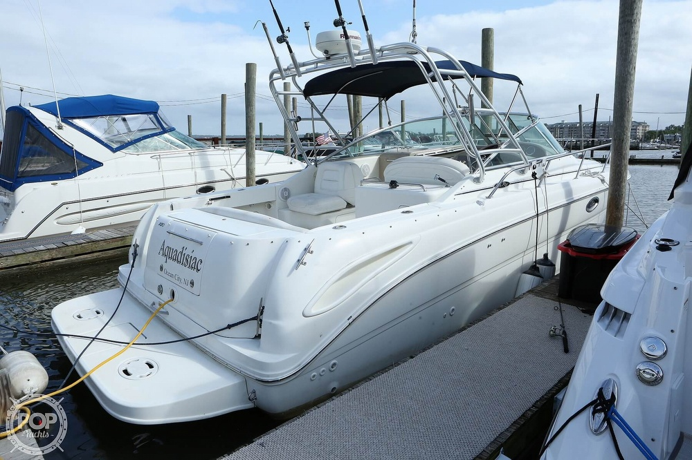 2004 Sea Ray boat for sale, model of the boat is 290 Amberjack & Image # 2 of 40