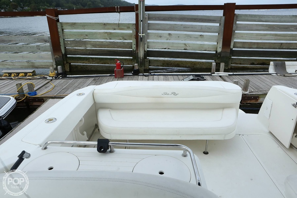 2004 Sea Ray boat for sale, model of the boat is 290 Amberjack & Image # 4 of 40