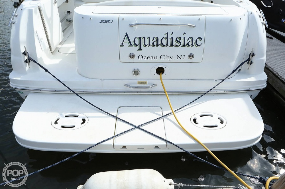 2004 Sea Ray boat for sale, model of the boat is 290 Amberjack & Image # 8 of 40