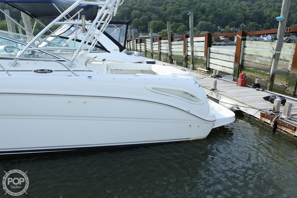 2004 Sea Ray boat for sale, model of the boat is 290 Amberjack & Image # 10 of 40