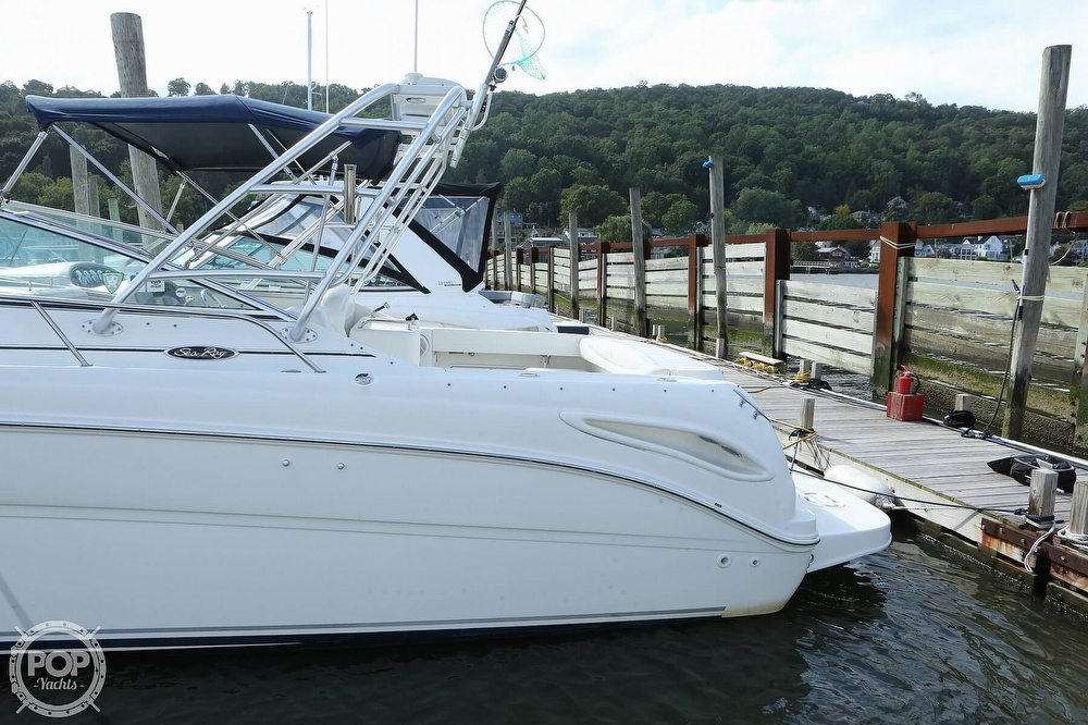 2004 Sea Ray boat for sale, model of the boat is 290 Amberjack & Image # 11 of 40