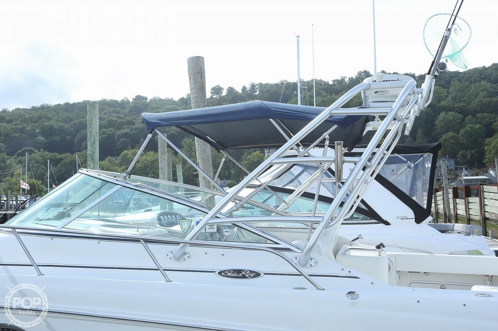 2004 Sea Ray boat for sale, model of the boat is 290 Amberjack & Image # 12 of 40