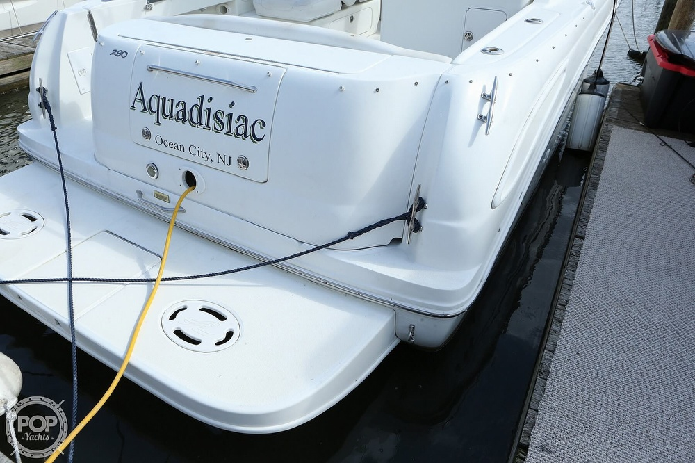 2004 Sea Ray boat for sale, model of the boat is 290 Amberjack & Image # 13 of 40