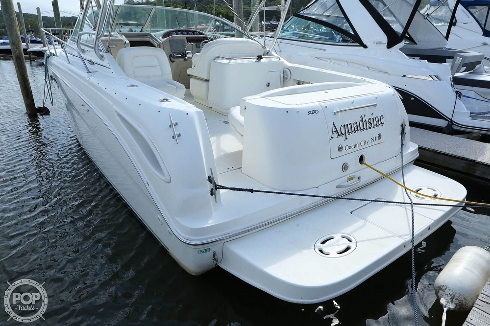 2004 Sea Ray boat for sale, model of the boat is 290 Amberjack & Image # 14 of 40