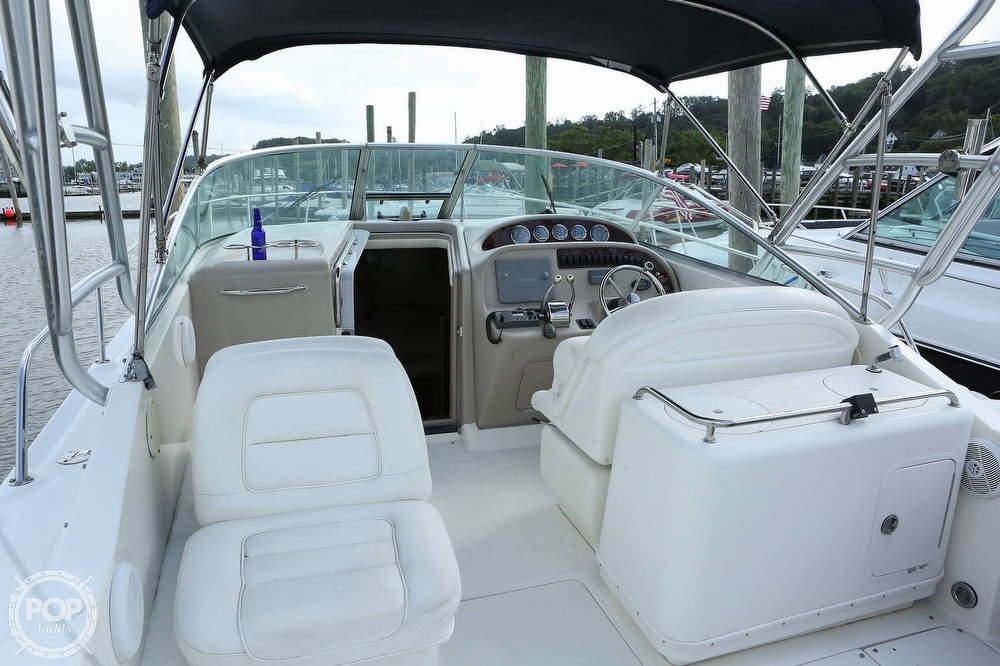 2004 Sea Ray boat for sale, model of the boat is 290 Amberjack & Image # 37 of 40