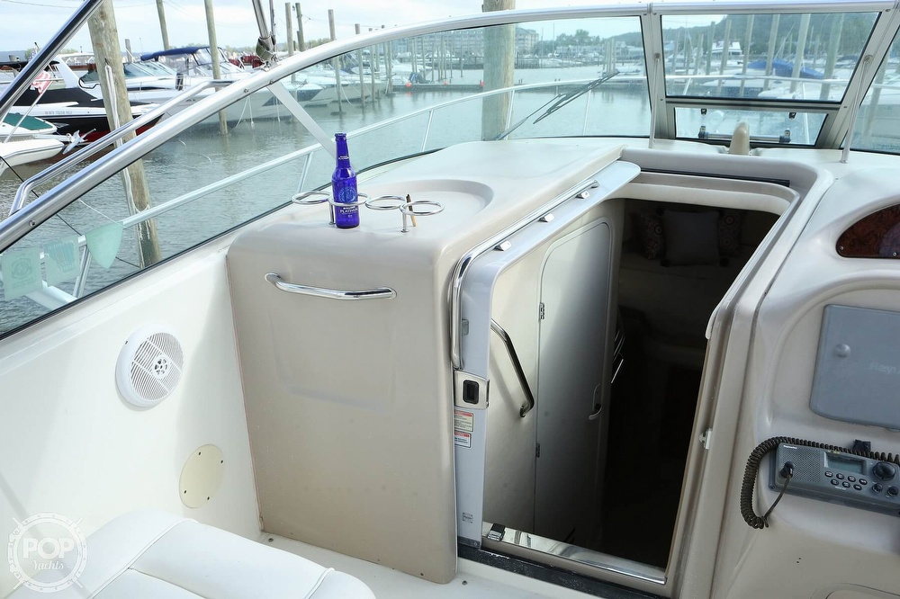 2004 Sea Ray boat for sale, model of the boat is 290 Amberjack & Image # 38 of 40