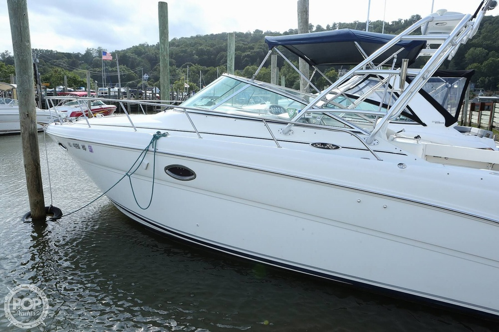 2004 Sea Ray boat for sale, model of the boat is 290 Amberjack & Image # 9 of 40