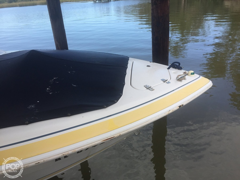 2001 Donzi boat for sale, model of the boat is Z22 & Image # 7 of 41