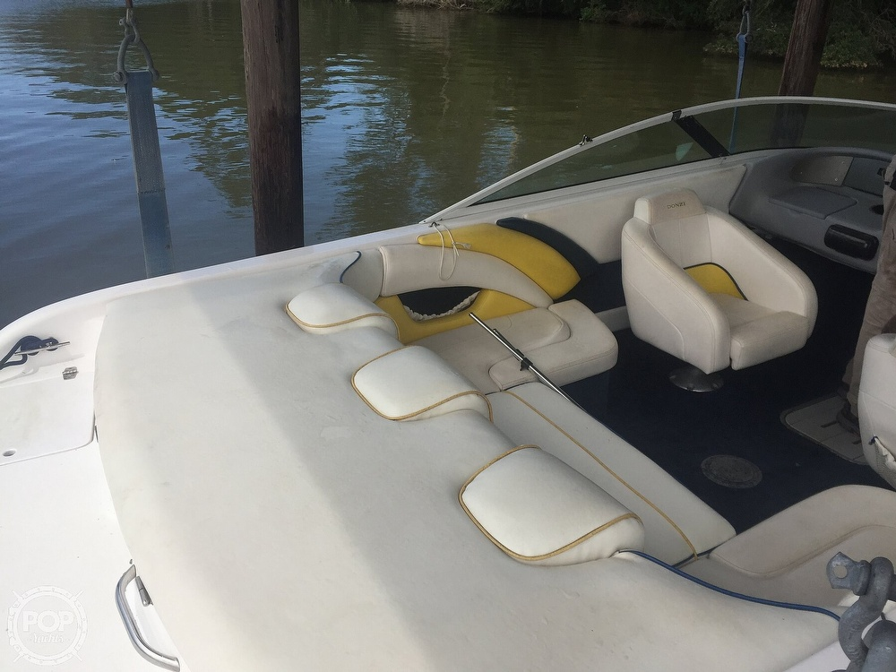 2001 Donzi boat for sale, model of the boat is Z22 & Image # 13 of 41