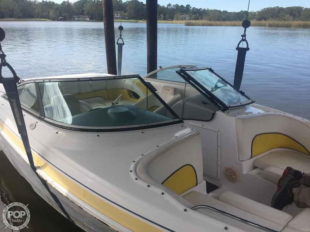 2001 Donzi boat for sale, model of the boat is Z22 & Image # 16 of 41