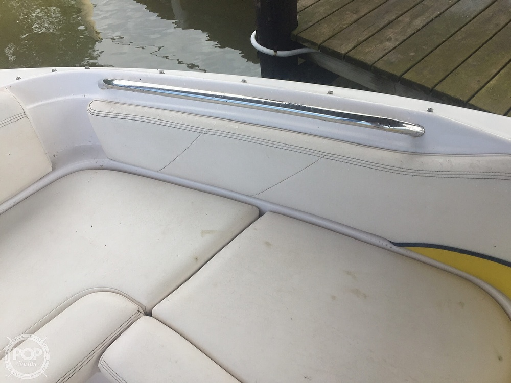 2001 Donzi boat for sale, model of the boat is Z22 & Image # 19 of 41