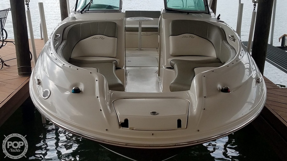 2006 Sea Ray boat for sale, model of the boat is 240 Sundeck & Image # 3 of 40