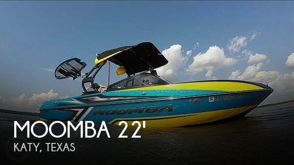 Used Moomba Boats For Sale by owner | 2017 23 foot Moomba Craz