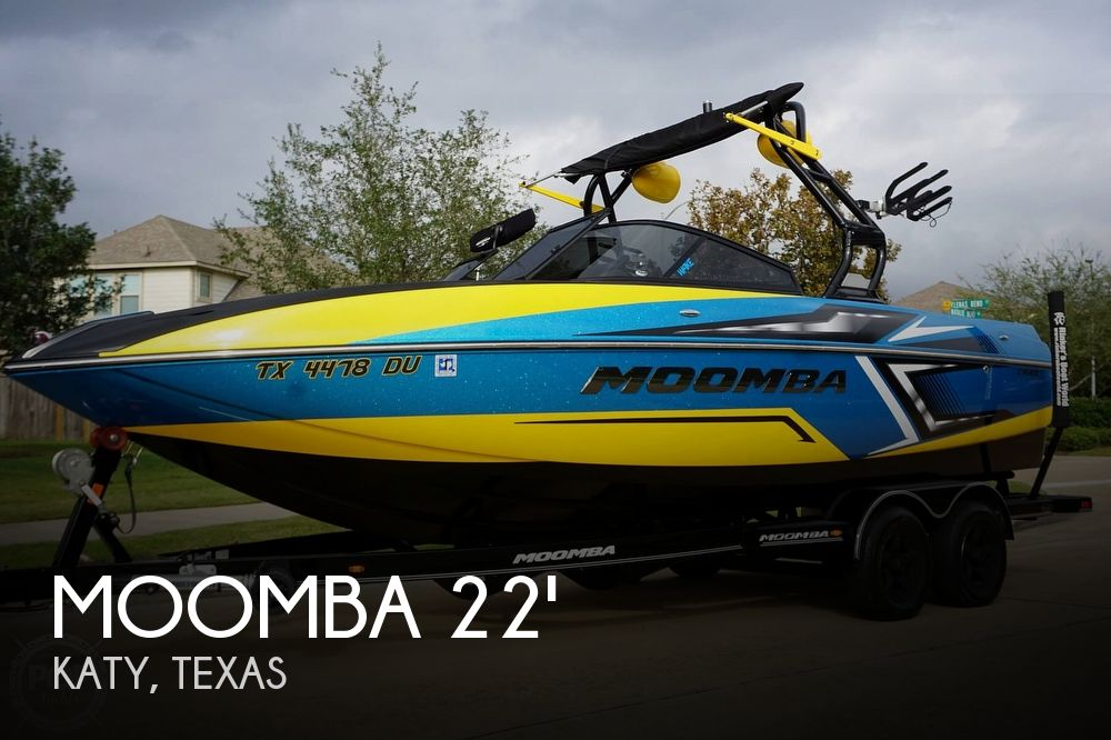 2017 Moomba boat for sale, model of the boat is Craz Surf Edition & Image # 1 of 40