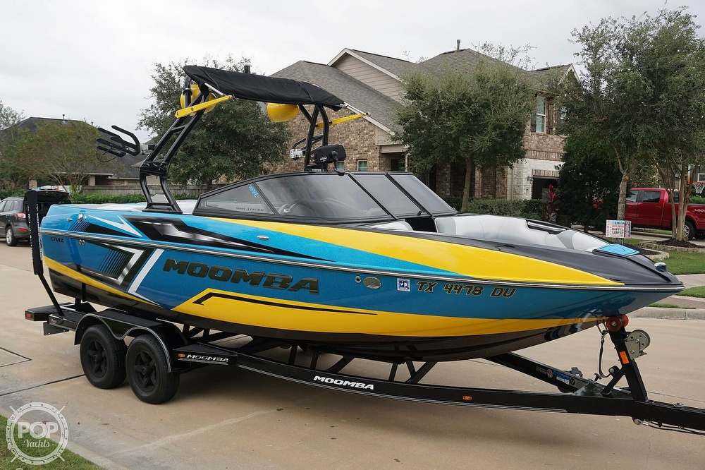 2017 Moomba boat for sale, model of the boat is Craz Surf Edition & Image # 12 of 40