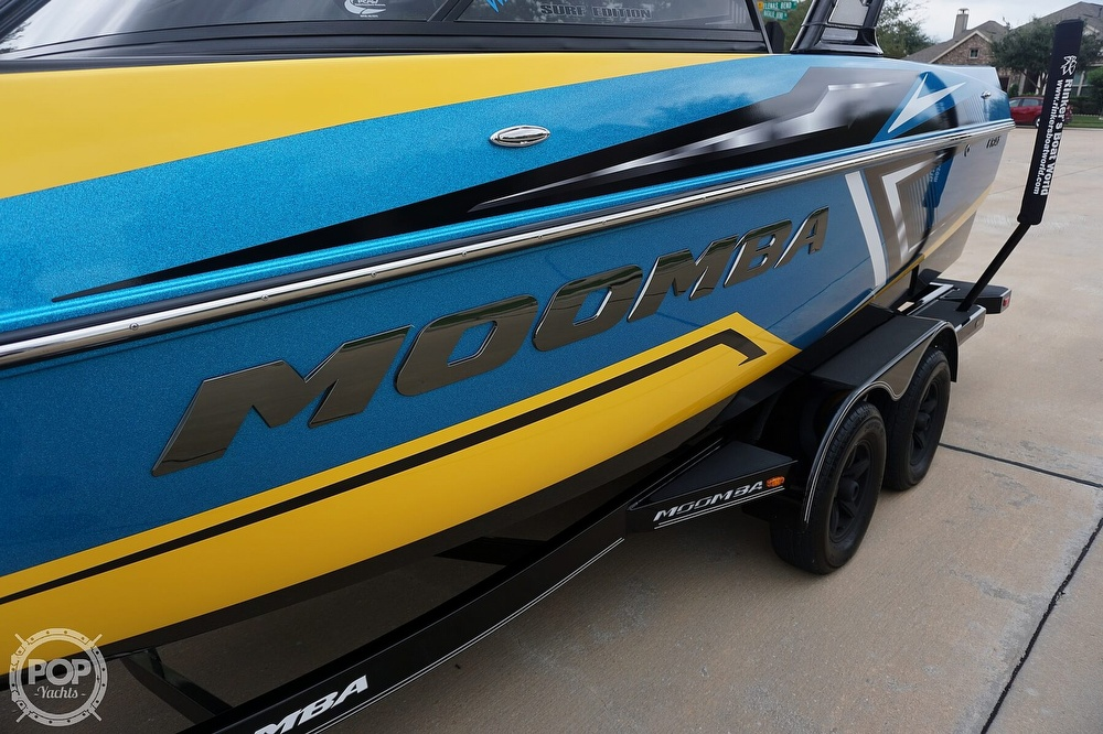 2017 Moomba boat for sale, model of the boat is Craz Surf Edition & Image # 17 of 40