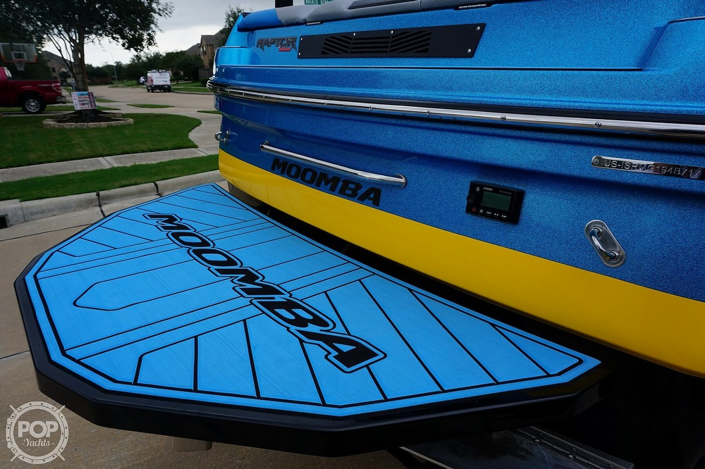 2017 Moomba boat for sale, model of the boat is Craz Surf Edition & Image # 24 of 40