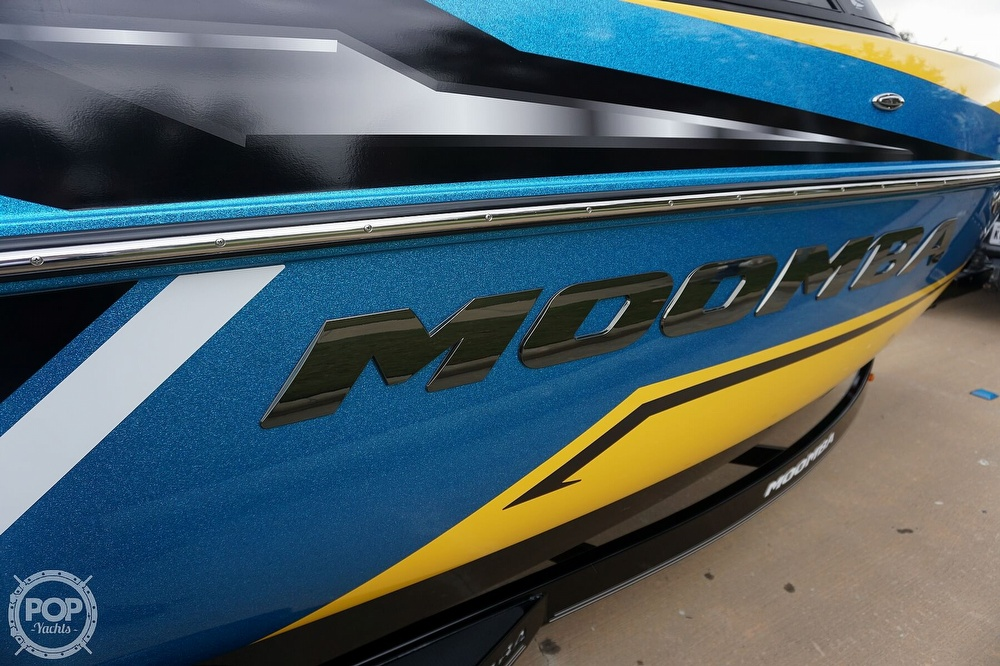 2017 Moomba boat for sale, model of the boat is Craz Surf Edition & Image # 28 of 40