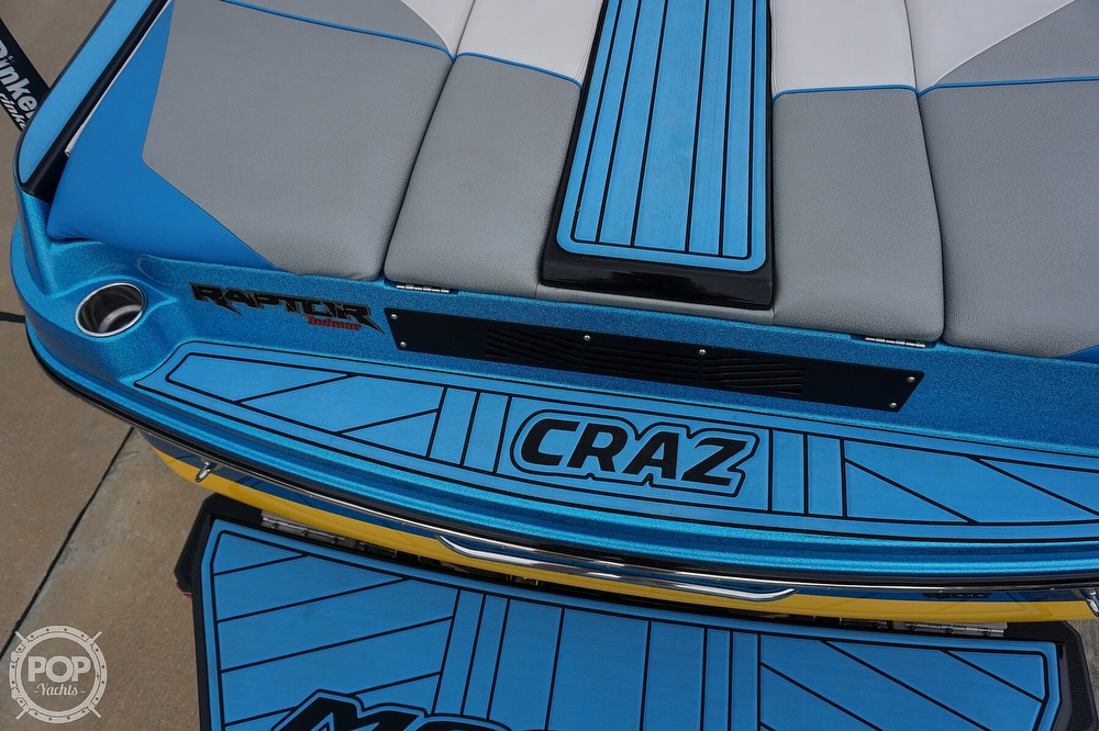 2017 Moomba boat for sale, model of the boat is Craz Surf Edition & Image # 38 of 40