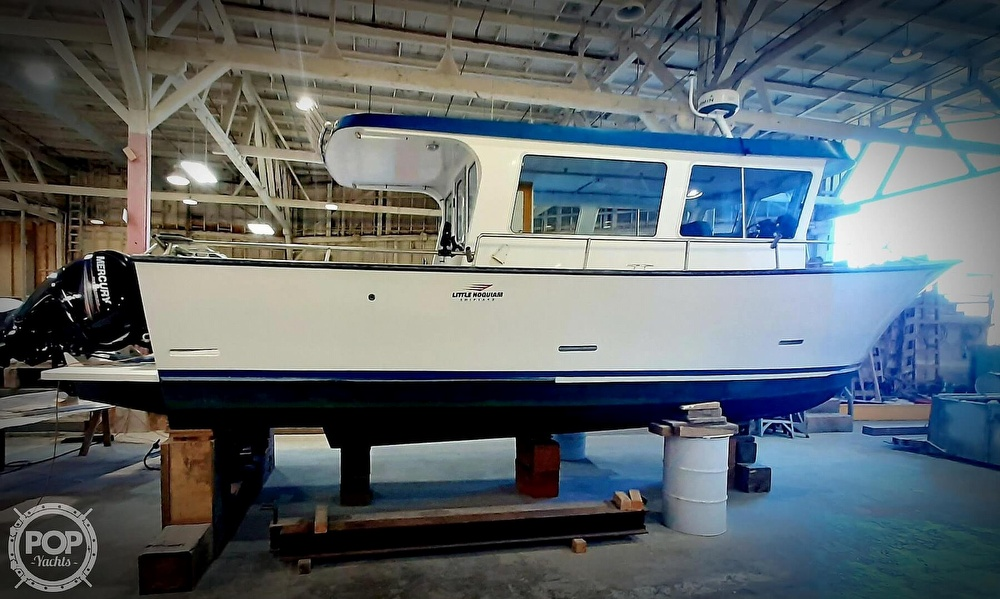 2014 Little Hoquiam boat for sale, model of the boat is 32x12 Pilothouse & Image # 23 of 40