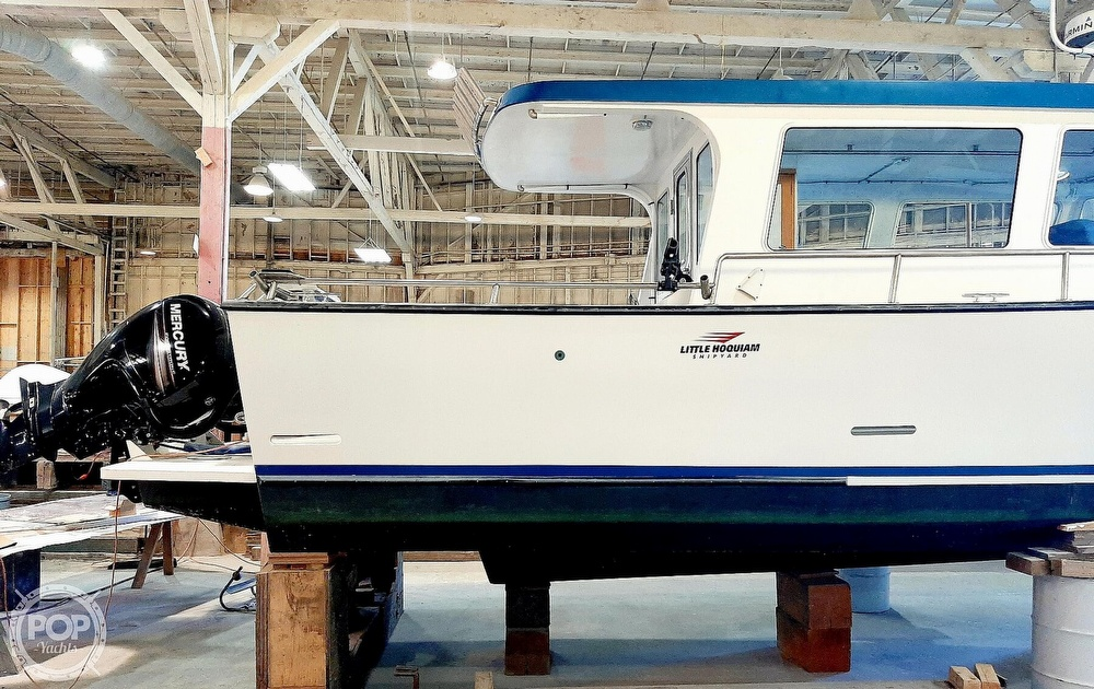 2014 Little Hoquiam boat for sale, model of the boat is 32x12 Pilothouse & Image # 25 of 40