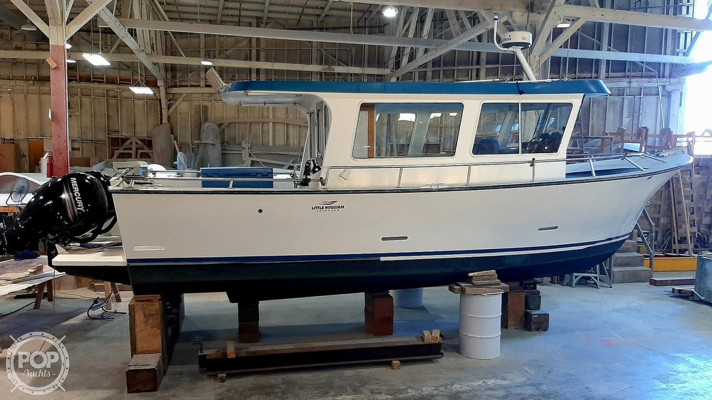 2014 Little Hoquiam boat for sale, model of the boat is 32x12 Pilothouse & Image # 27 of 40