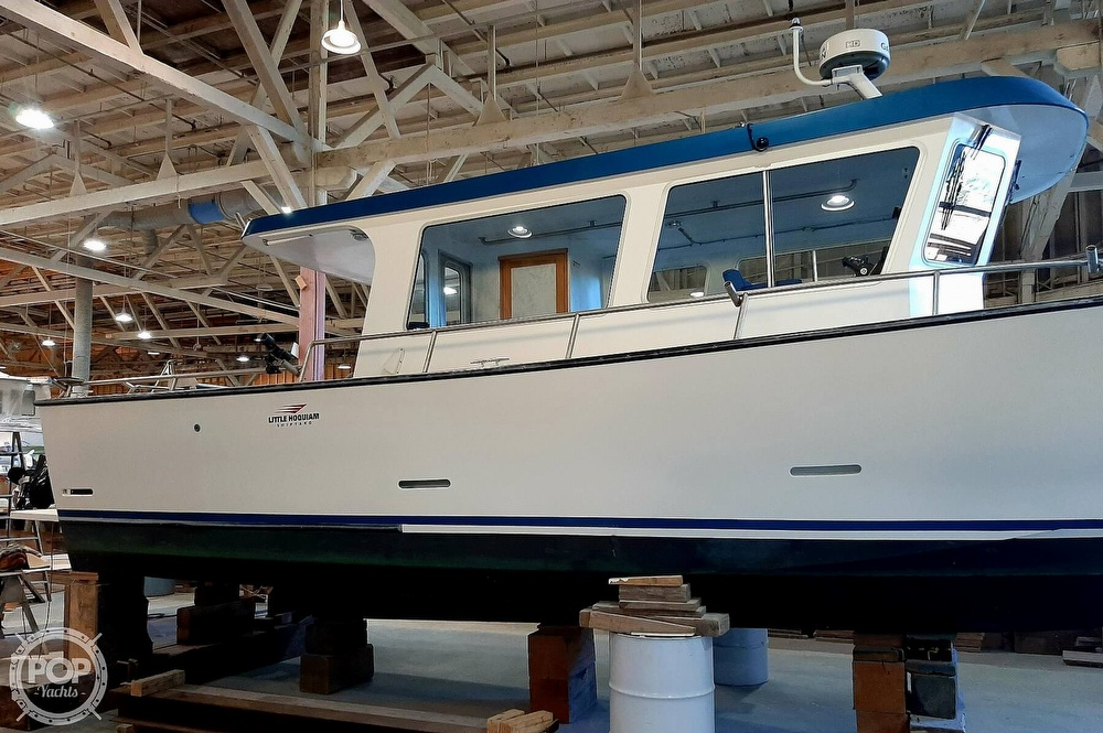 2014 Little Hoquiam boat for sale, model of the boat is 32x12 Pilothouse & Image # 29 of 40