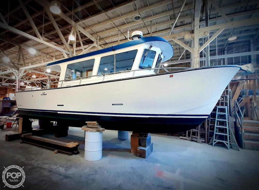 2014 Little Hoquiam boat for sale, model of the boat is 32x12 Pilothouse & Image # 33 of 40
