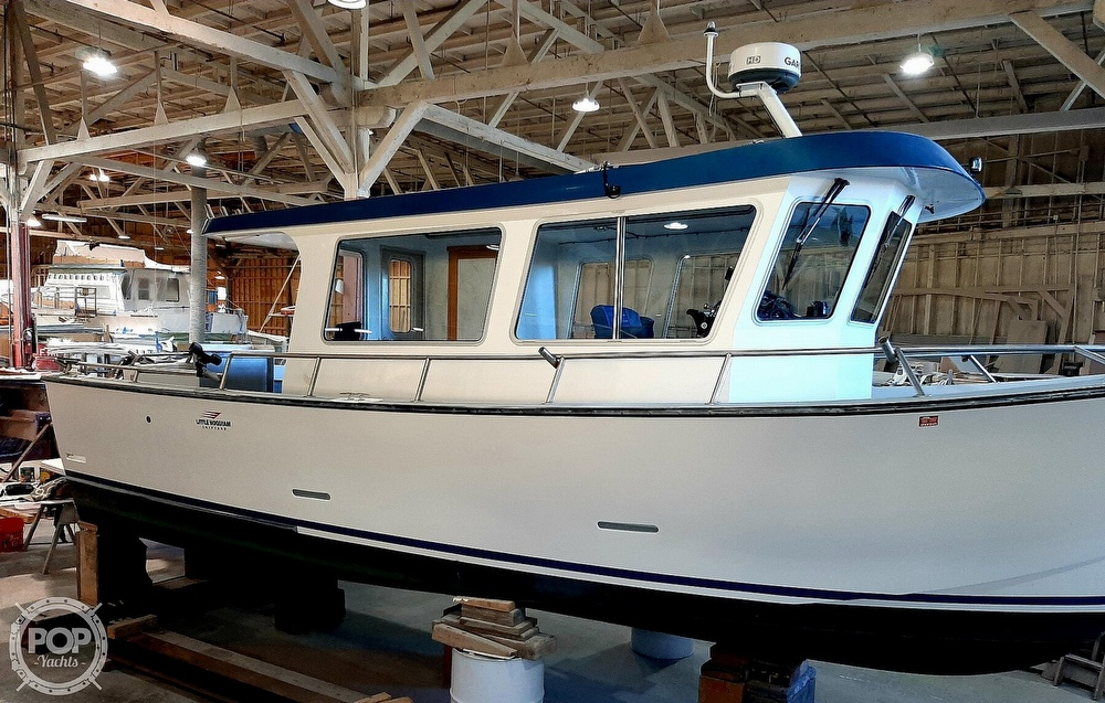 2014 Little Hoquiam boat for sale, model of the boat is 32x12 Pilothouse & Image # 35 of 40