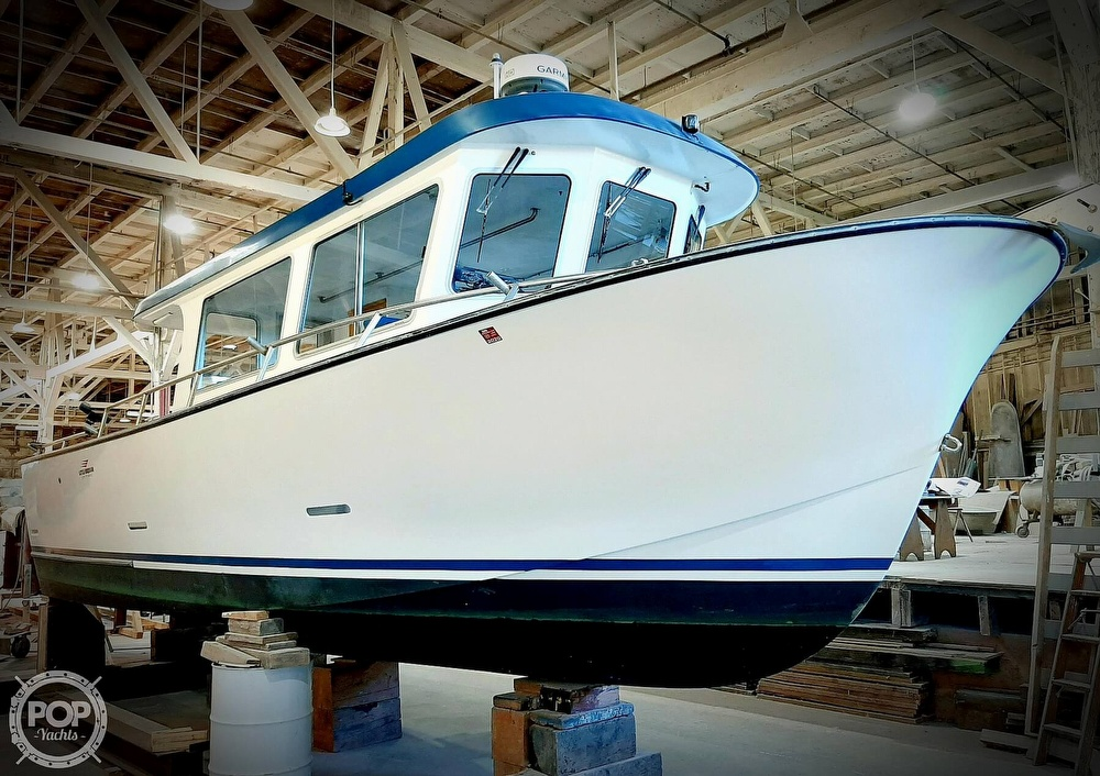 2014 Little Hoquiam boat for sale, model of the boat is 32x12 Pilothouse & Image # 3 of 40