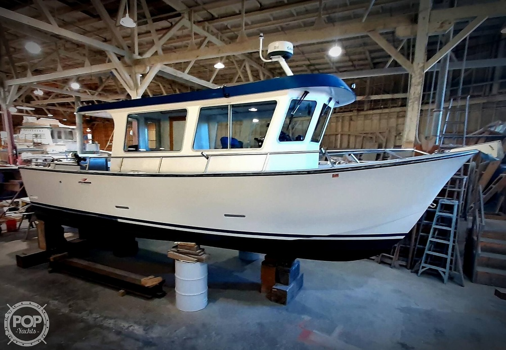 2014 Little Hoquiam boat for sale, model of the boat is 32x12 Pilothouse & Image # 37 of 40