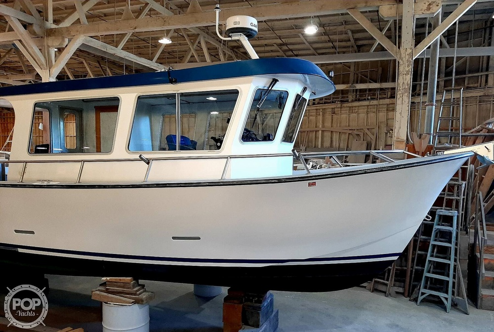 2014 Little Hoquiam boat for sale, model of the boat is 32x12 Pilothouse & Image # 13 of 40
