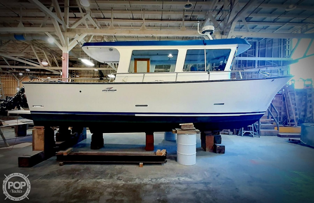2014 Little Hoquiam boat for sale, model of the boat is 32x12 Pilothouse & Image # 39 of 40