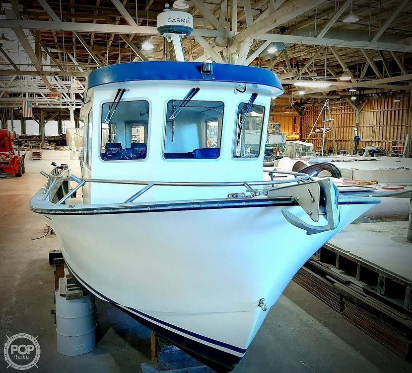 2014 Little Hoquiam boat for sale, model of the boat is 32x12 Pilothouse & Image # 31 of 40