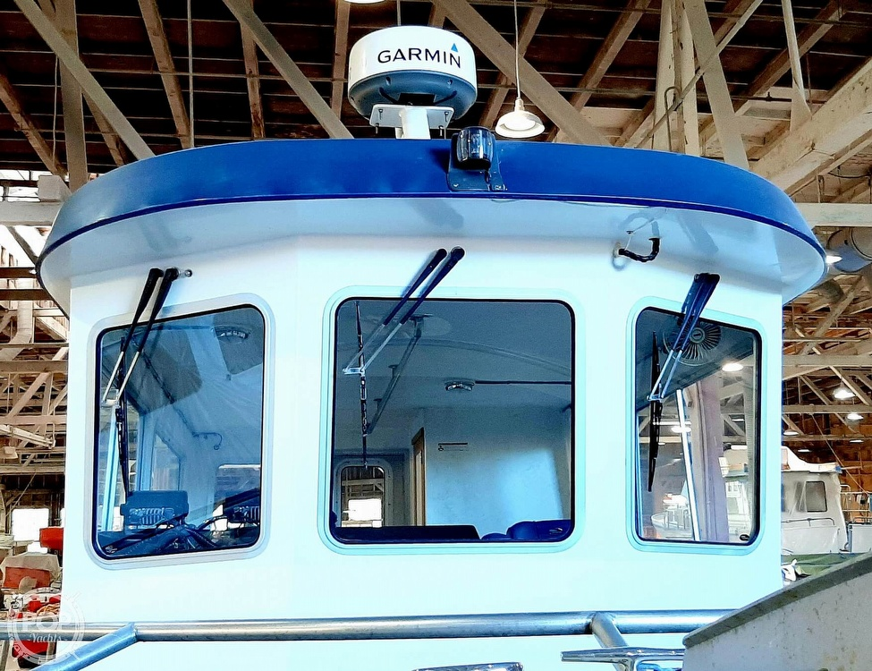 2014 Little Hoquiam boat for sale, model of the boat is 32x12 Pilothouse & Image # 26 of 40