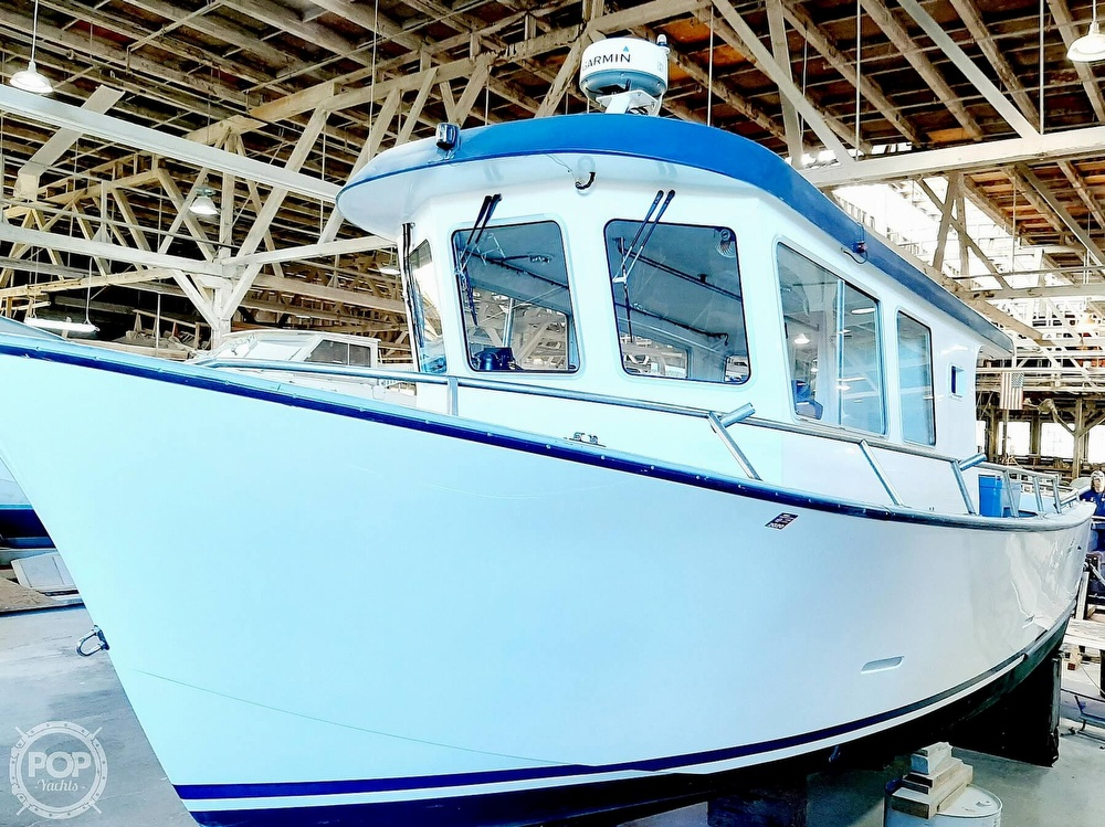 2014 Little Hoquiam boat for sale, model of the boat is 32x12 Pilothouse & Image # 16 of 40