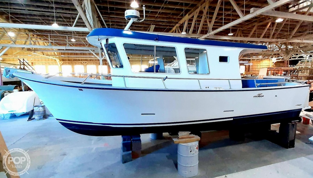 2014 Little Hoquiam boat for sale, model of the boat is 32x12 Pilothouse & Image # 5 of 40