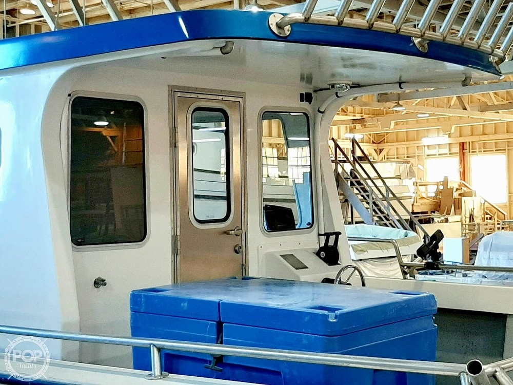 2014 Little Hoquiam boat for sale, model of the boat is 32x12 Pilothouse & Image # 30 of 40
