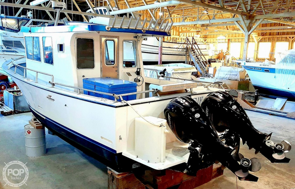2014 Little Hoquiam boat for sale, model of the boat is 32x12 Pilothouse & Image # 9 of 40