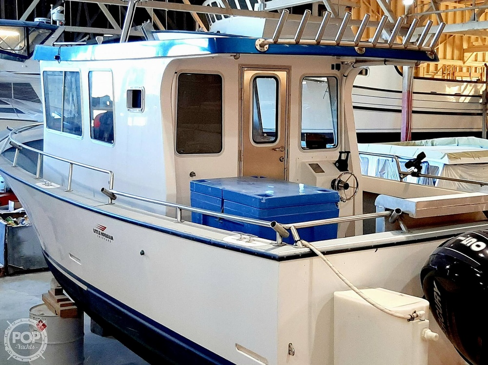 2014 Little Hoquiam boat for sale, model of the boat is 32x12 Pilothouse & Image # 4 of 40
