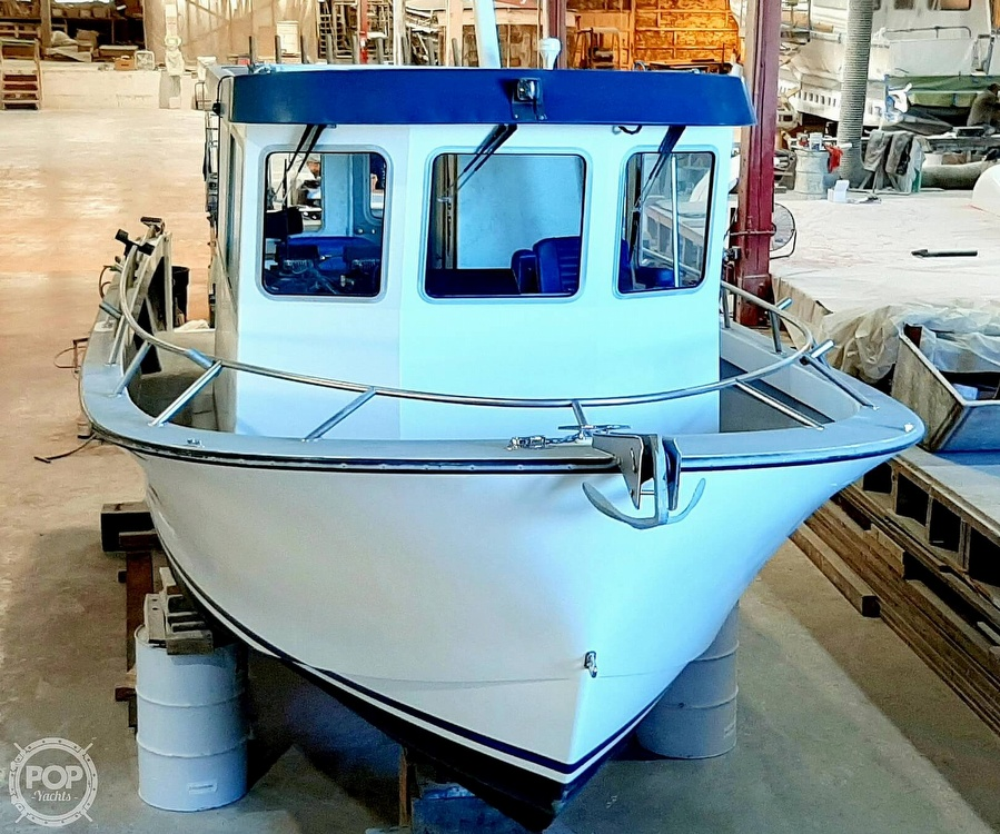 2014 Little Hoquiam boat for sale, model of the boat is 32x12 Pilothouse & Image # 8 of 40