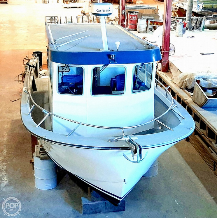 2014 Little Hoquiam boat for sale, model of the boat is 32x12 Pilothouse & Image # 17 of 40