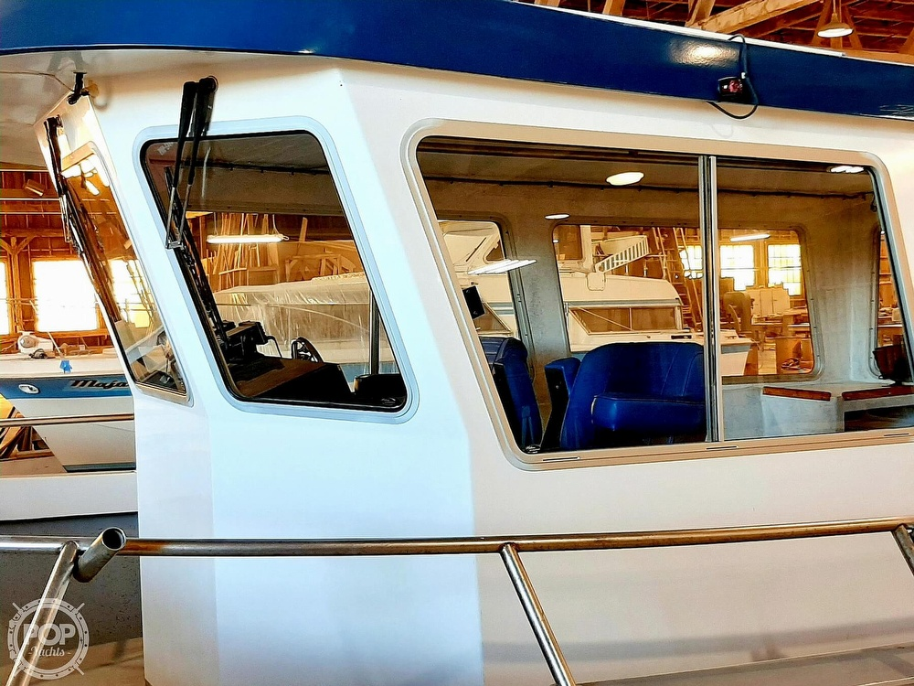 2014 Little Hoquiam boat for sale, model of the boat is 32x12 Pilothouse & Image # 18 of 40