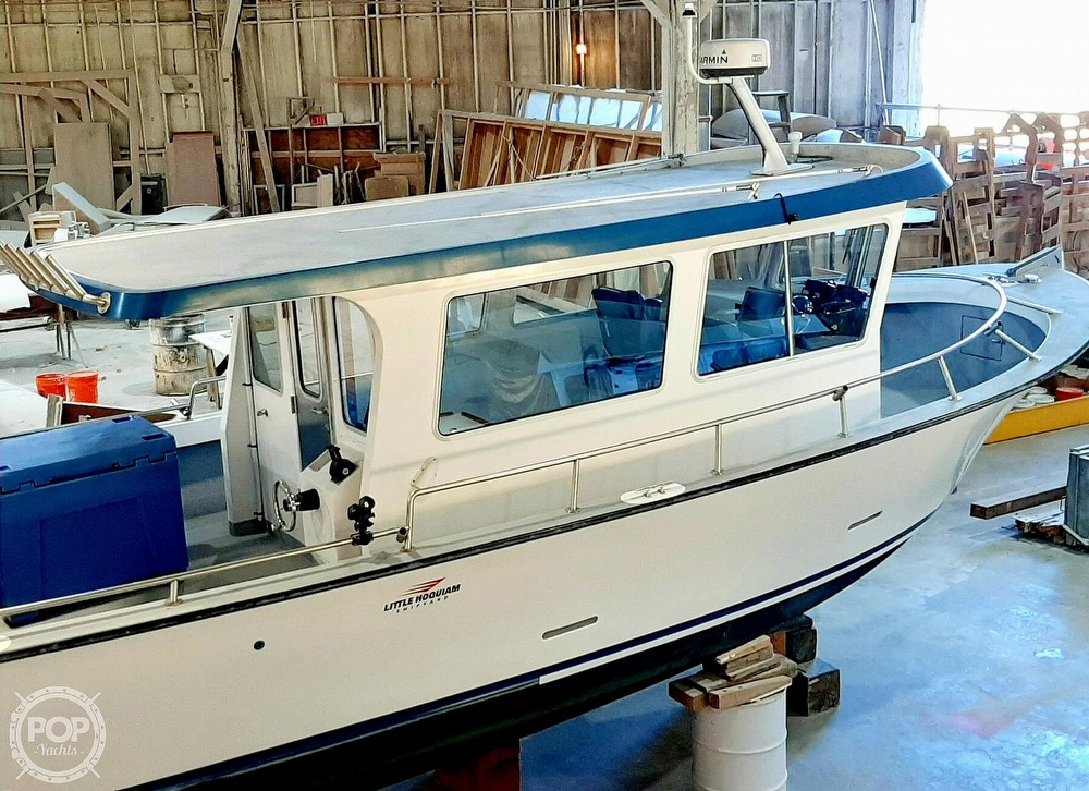 2014 Little Hoquiam boat for sale, model of the boat is 32x12 Pilothouse & Image # 6 of 40