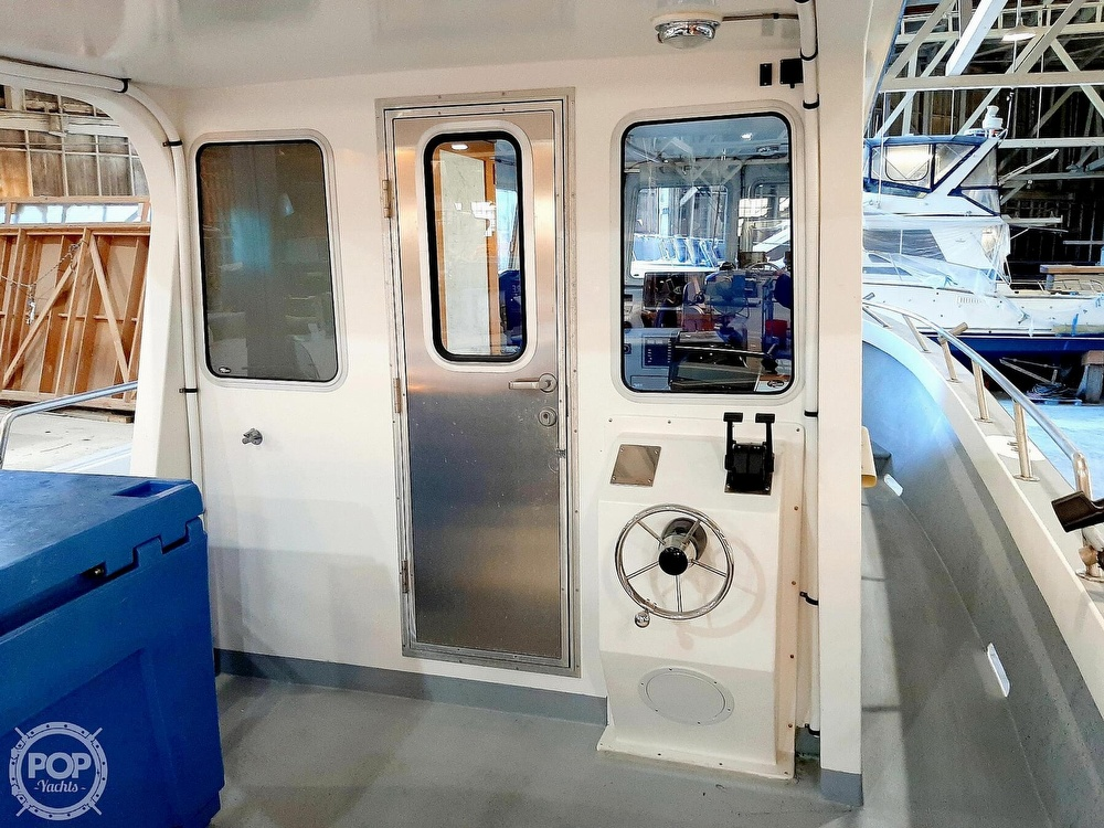 2014 Little Hoquiam boat for sale, model of the boat is 32x12 Pilothouse & Image # 14 of 40