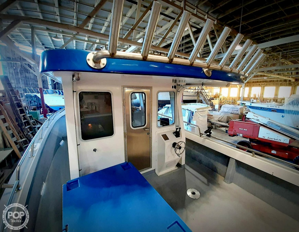 2014 Little Hoquiam boat for sale, model of the boat is 32x12 Pilothouse & Image # 22 of 40