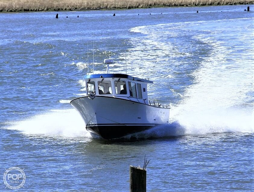 2014 Little Hoquiam boat for sale, model of the boat is 32x12 Pilothouse & Image # 12 of 40