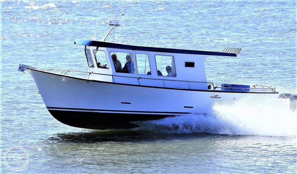 2014 Little Hoquiam boat for sale, model of the boat is 32x12 Pilothouse & Image # 7 of 40