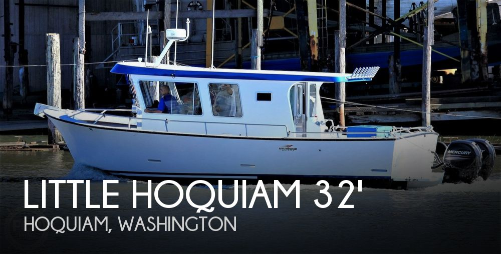 2014 LITTLE HOQUIAM 32X12 PILOTHOUSE for sale