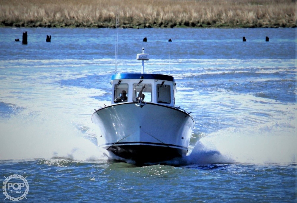 2014 Little Hoquiam boat for sale, model of the boat is 32x12 Pilothouse & Image # 36 of 40
